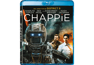 Chappie - Bluray