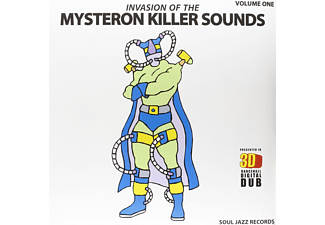 VARIOUS - Invasion Of The Mysteron Killer Sounds(1) - (Vinyl)