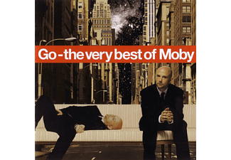 Moby - Go - The Very Best (15 track UK version) (CD + DVD)