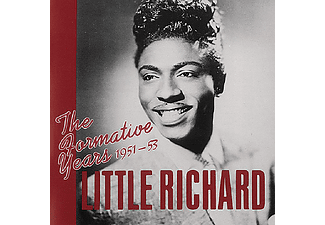 Little Richard - The Formative Years 1951-53 (CD)