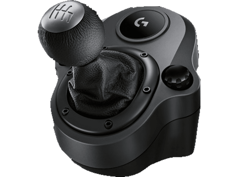 LOGITECH Driving Force Shifter , Schalthebel, Schwarz
