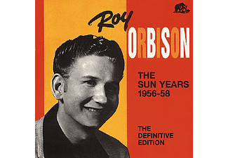 Roy Orbison - The Sun Years 1956-58 - The Definitive Edition (CD)
