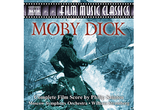 Moscow Symphony Orchestra - MOBY DICK [CD]