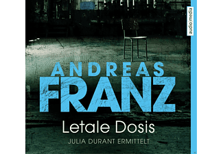 Letale Dosis - 1 MP3-CD - Krimi/Thriller