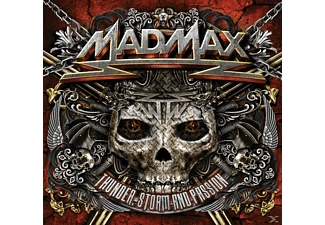 Mad Max - Thunder, Storm and Passion - (CD)