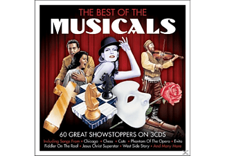 VARIOUS - Best Of The Musicals [CD]