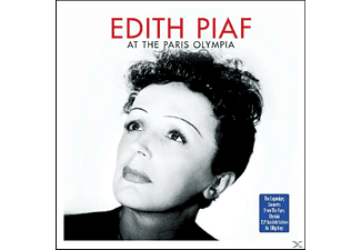 Edith Piaf - At The Paris Olympia - (Vinyl)