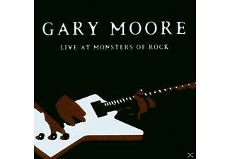 Gary Moore - Live At The Monsters Of Rock - (CD)