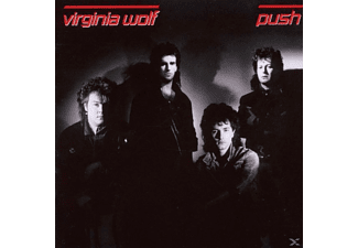 Virgina Wolf - Push (Special Edition+Bonus Tracks) - (CD)
