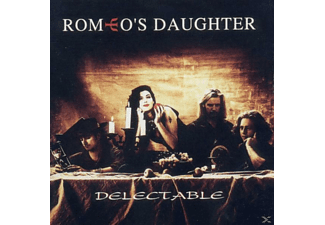 Romeos Daughter - Delectable (Special Edition+Bonus) - (CD)