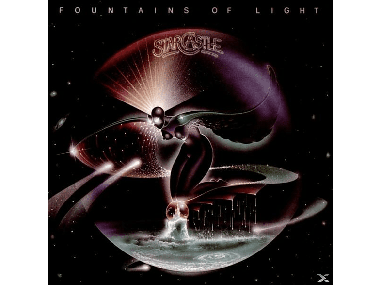 Starcastle - Fountains Of Light (Lim.Collector's Edit.) [CD]
