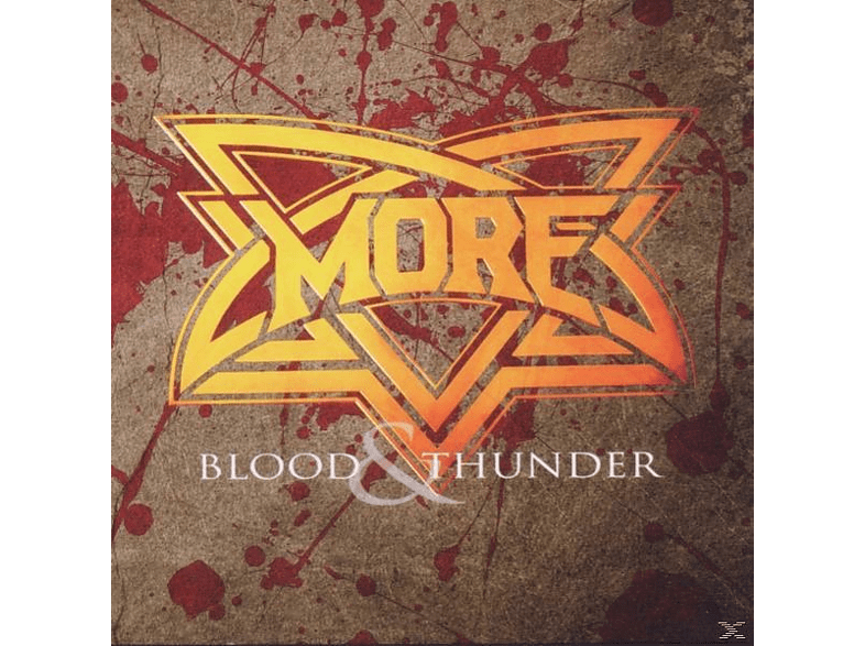 More - Blood & Thunder (Lim.Collector's Edit.) [CD]