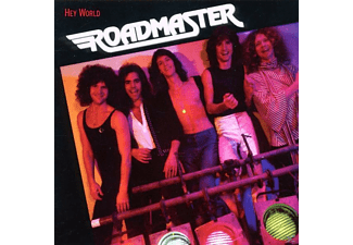 Roadmaster - Hey World (Lim.Collector's Edition) - (CD)