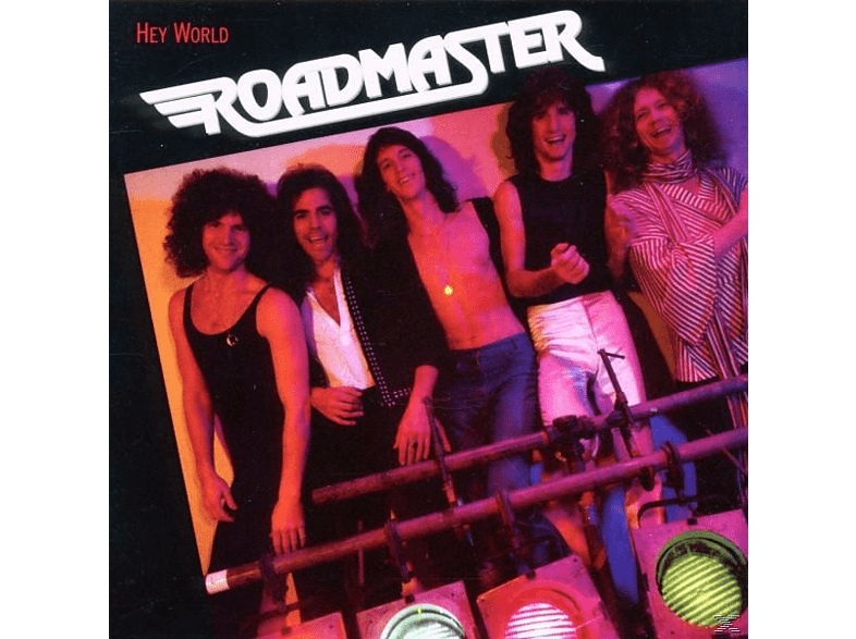 Roadmaster - Hey World (Lim.Collector's Edition) [CD]