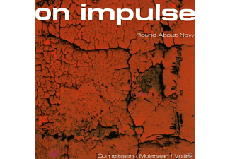 On Impulse - Round About Now - (CD)