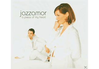 Jazzamor - A Piece Of My Heart - (CD)