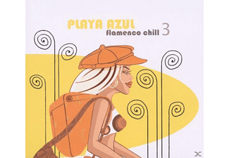 VARIOUS - Playa Azul Flamenco Chill 2 - (CD)