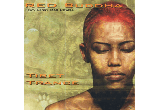 Red Buddha - Tibet Trance - (CD)