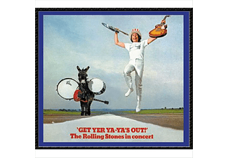 The Rolling Stones - Get Yer Ya-Ya's Out! (CD)