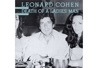 Leonard Cohen - Death of a Ladies' Man (CD)
