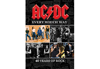 AC/DC - Every Which Way - 40 Years of Rock (DVD)