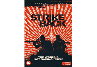 Strike Back - Cinemax - Seizoen 3