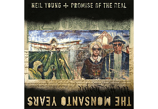 Neil Young, Promise of The Real - The Monsanto Years (CD + DVD)