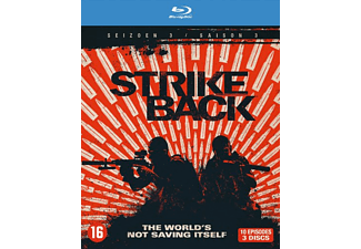 Strike Back - Cinemax - Seizoen 3 - Blu-ray