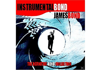 VARIOUS - Instrumental Bond - (CD)