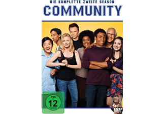 Community - Staffel 2 [DVD]