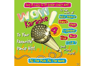 VARIOUS - Wow! Let's Karaoke Vol. 4 [CD]