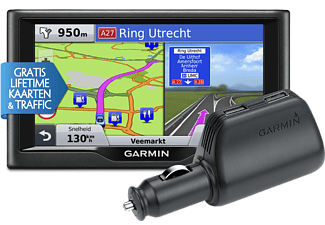 GARMIN Nuvi 59LMT Europa + Multicharger