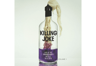 Killing Joke - Live At The Hammersmith Apollo 16.10.2010 Volume 1 - (Vinyl)