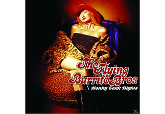 The Flying Burrito Brothers - Honky Tonk Nights - (CD)
