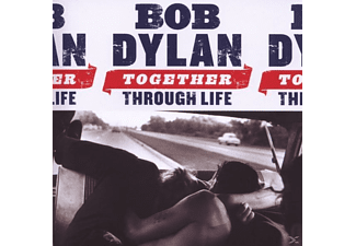 Bob Dylan - TOGETHER THROUGH LIFE - (CD)