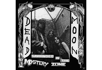 Dead Moon - Stranded In The Mysterie Zone - (CD)