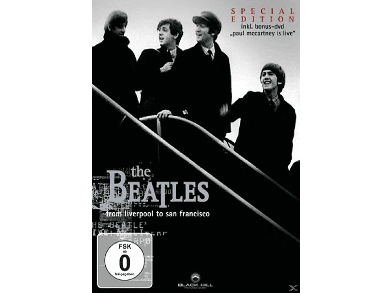 The Beatles - Special Edition: From Liverpool to San Francisco [DVD]