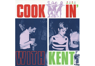 VARIOUS - Cookin' With Kent - (Vinyl)