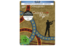 James Bond - Casino Royale (Steelbook Edition) [Blu-ray]