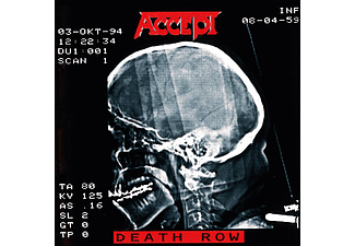 Accept - Death Row (CD)