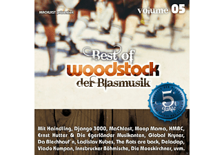 VARIOUS - Woodstock Der Blasmusik-5 Ja - (CD)