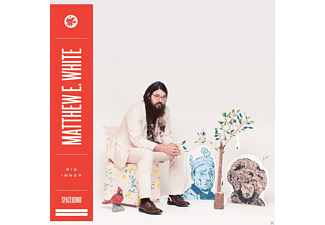 MATTHEW E. White - Big Inner - (Vinyl)