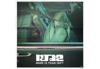 RJD2 - More Is Than Isn't - (CD)