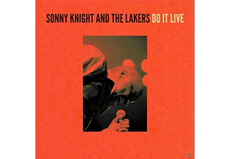 Sonny & The Laker Knight - Do It Live - (LP + Download)