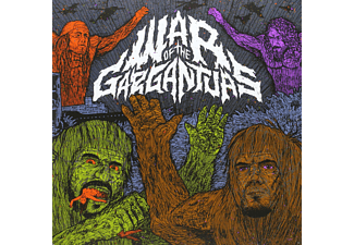 Phil Anselmo, Warbeast - War Of The Gargantuas - (Vinyl)