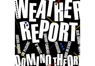 Weather Report - Domino Theory (CD)