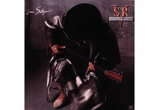 Stevie Ray & Double Trouble Vaughan - In Step - (CD)