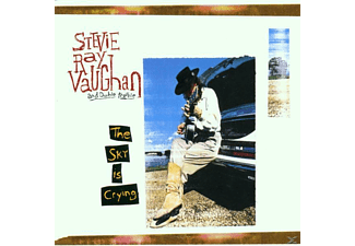 Stevie Ray Vaughan - THE SKY IS CRYING - (CD)