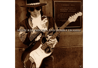 Stevie Ray Vaughan - Live At Carnegie Hall - (CD)