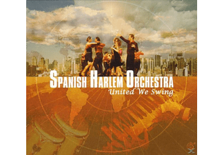 Spanish Harlem Orchestra - UNITED WE SWING - (CD)